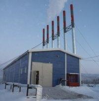 Новый объект - котельная в республике Саха (Якутия)