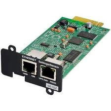 Карта удаленного мониторинга ИБП Eaton Powerware Web/SNMP адаптер Connect UPS