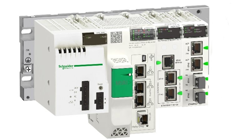 ПЛК Schneider Electric Modicon