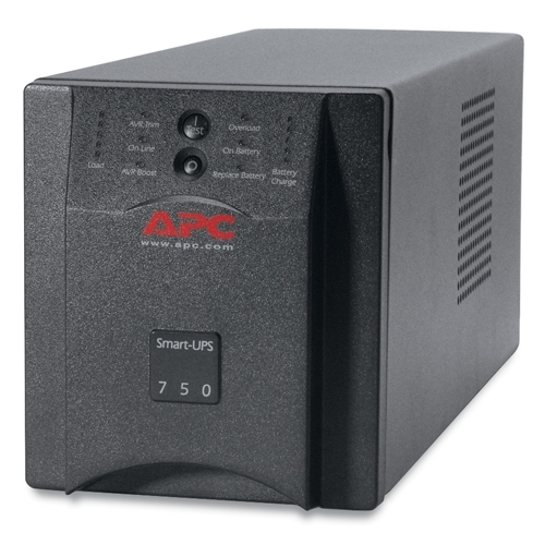 APC Smart-UPS 750VA USB & Serial 230V  SUA750I